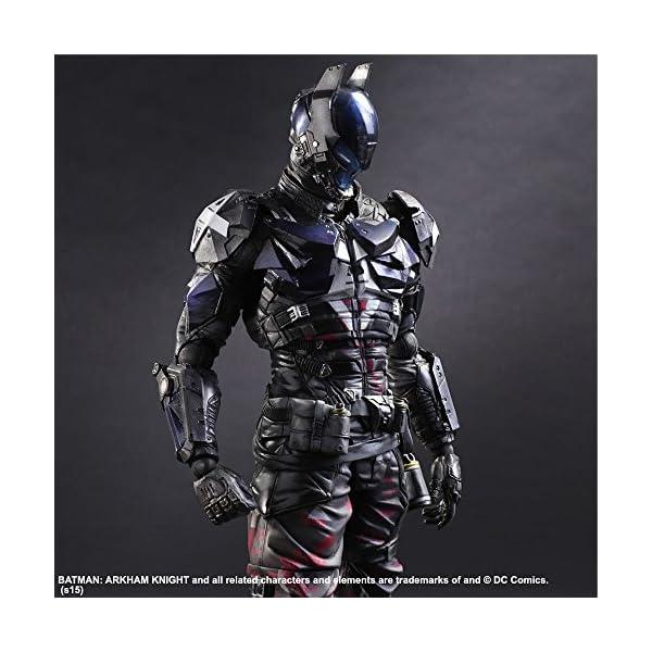 Square Enix Figura Play Arts Kaï–Arkham Knight (Batman: Arkham Knight) 4