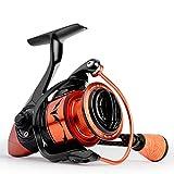 ziqiao Spinning Fishing Reel High Speed Saltwater Fishing Reel 11.3kg Drag 11-1...