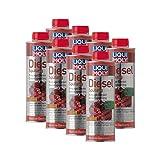 8x LIQUI MOLY 5170 Diesel-Spülung Kraftstoffzusatz 500ml