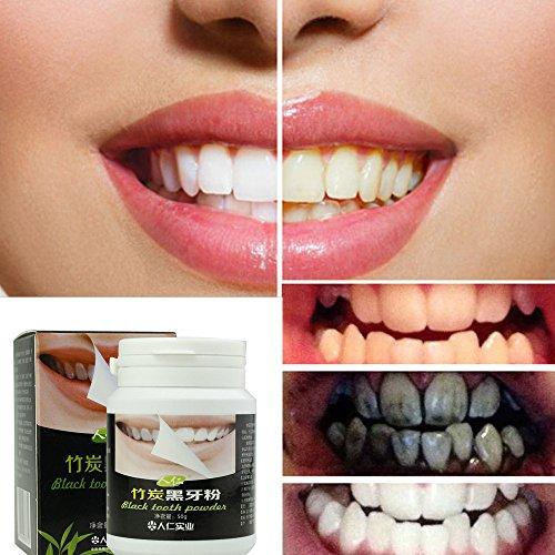 kashyk Einfache Zahnaufhellung | Natürliche Zahnreinigung Whitening Liquid | Zahnweiß-Pulver Wasser | Plaque entfernen zu Rauchen Flecken Tee Flecken Zahnpflege | Hygienereinigung ()