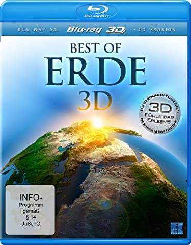 Best of Erde 3D (inkl. 2D-Version) [3D Blu-ray] (Beste 3d Blue Ray Filme)