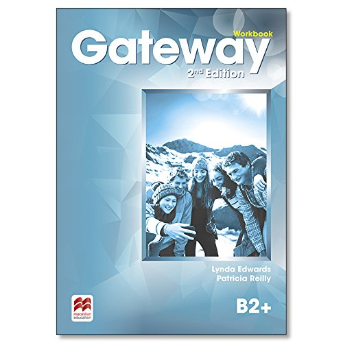 Gateway b2+ wb 2nd ed (gateway 2nd edition)