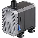 SunSun CHJ-600 ECO Teichpumpe Aquariumpumpe 600 L/h mit nur 8 W