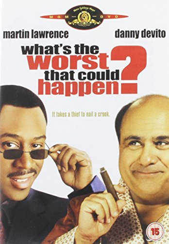 What's the Worst That Could Happen? by Martin Lawrence