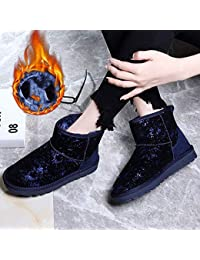 Amazon.it  Stivali Camoscio - 708526031   Stivali   Scarpe da donna ... 54a07af50d9