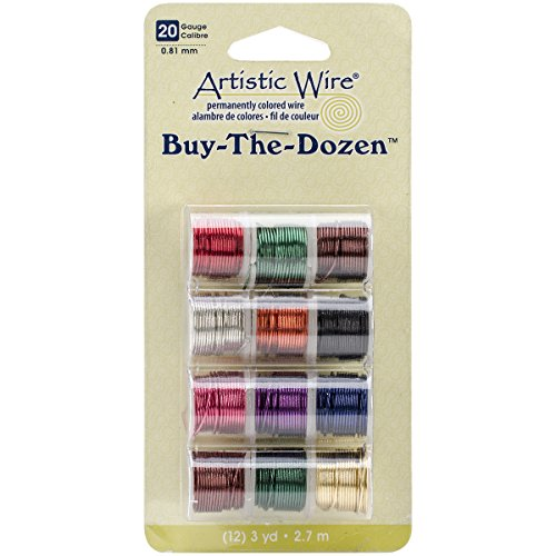 Art-stico alambre BTD-20 Comprar The Dozen Colored Wire 5 Patios 1