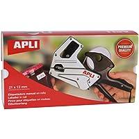 APLI 101948- Máquina etiquetadora de precios, aluminio