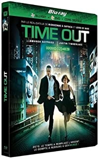 Time Out [Combo Blu-ray + DVD - Édition Limitée boîtier SteelBook] (B006UKB1XY) | Amazon price tracker / tracking, Amazon price history charts, Amazon price watches, Amazon price drop alerts