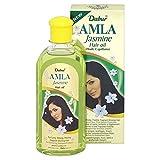 Dabur Amla Jasmine Hair Oil 200 ml,Dabur Amla (Stachelbeere) Jasmin Haaröl 200 ml