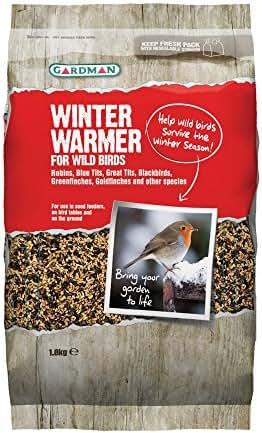 Gardman : Graines Pour Oiseaux Winter Warmer : 1,8 Kg