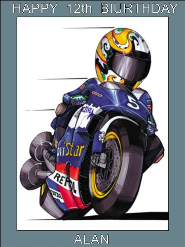 82-honda-nsr-grand-prix-99-movistar-koolart-0082-personalised-10-x-75-icing-cake-topper-any-name-age