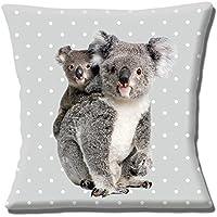 Cute Bear & Australia Koala Baby fotografica, colore: grigio chiaro