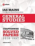 Before starting the preparation for Civil Services exams, an aspirant must know the insightsof it which will fast-track their preparation level.This book 'IAS Mains General Studies Chapterwise Solved Papers' has been revised toprovide a complete awar...
