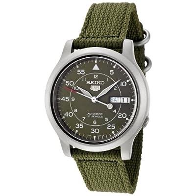 Reloj Seiko SNK805K2 verde
