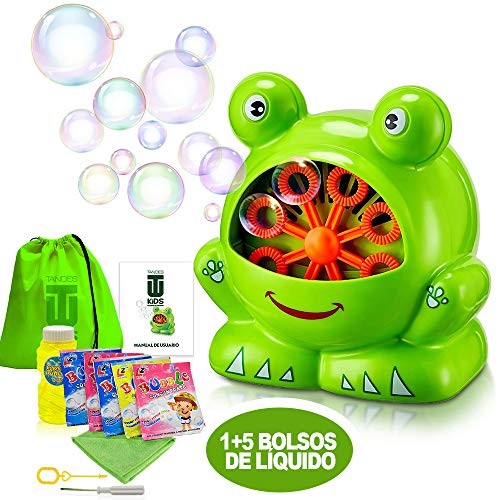 Rana de burbujas