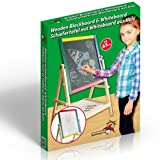 BBQ Collection Marionette Wooden Toys 85499 - Black and Whiteboard aus Holz