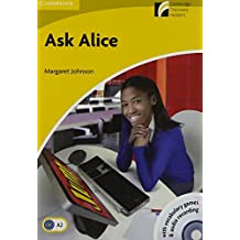 Ask Alice Level 2 Elementary/Lower-intermediate with CD-ROM/Audio CD (Cambridge Discovery Readers)