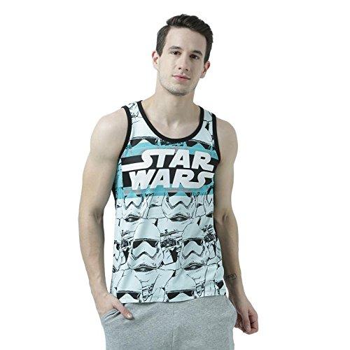 Star Wars Multicolor Vest For Men STWV0045_L