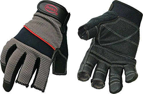 boss-gloves-5201m-the-carpenter-glove-three-open-finger-tips-medium-by-boss-gloves
