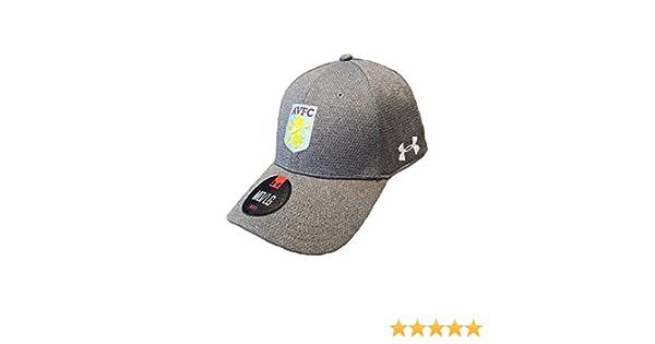 24cc454ed4b Aston Villa Mens Under Armour Blitzing Training Cap 2017-18 Supporters Hat   Amazon.co.uk  Sports   Outdoors