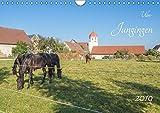 Ulm - Jungingen (Wandkalender 2019 DIN A4 quer): Ansichten und Aussichten eines Dorfes auf der Schwäbischen Alb, das ein Stadtteil von Ulm ist (Monatskalender, 14 Seiten ) (CALVENDO Orte)