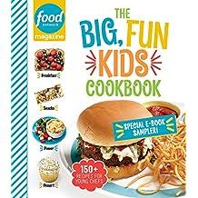 Food Network Magazine The Big, Fun Kids Cookbook Free 19-Recipe Sampler! (English Edition)