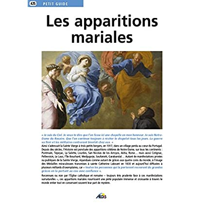 Les Apparitions Mariales