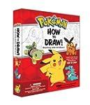 Pokemon How-to-Draw Kit: Starting wit...