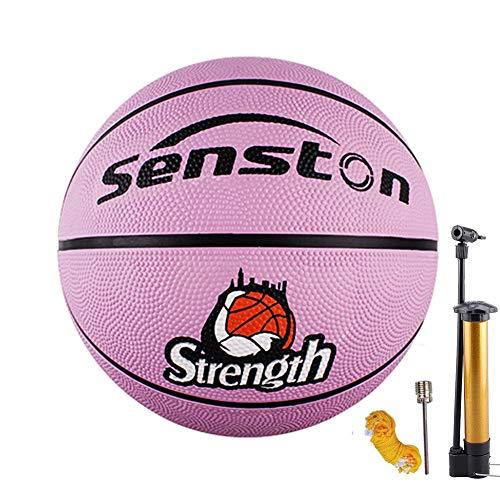 senston Niños Pelota de Baloncesto Tamaño 5 Balon de Baloncesto Arena Entrenamiento para niños Aprendices Baloncestos