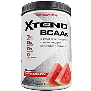 Scivation Xtend BCAA - 384 g (Watermelon, 30 Servings)