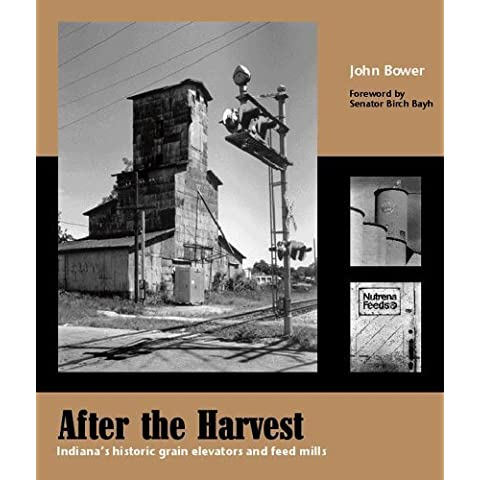 After the Harvest, Indiana's historic grain elevators