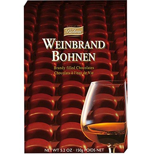 Weinbrand Bohnen Böhme 150g inkl. ostalgische Geschenkkarte ALLES GUTE | DDR Traditionsprodukte und...