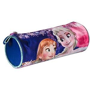 Portatodo Frozen Disney Magic Snow cilindrico