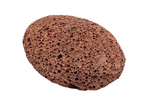 Heylookhere Praktisch einzigartig 1 STÜCK Fußpflege Sauberen Stein Natürliche Lava Fuß Bimsstein für Hornhautentferner und Dead Skin Peeling