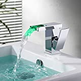 Wasserhahn WTL LED-Waschtischbatterie für Waschtischmontage