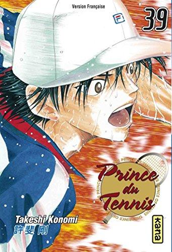 Prince du Tennis, Tome 39 : par Takeshi Konomi