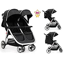 Carro gemelar Star Ibaby Twin Air