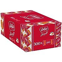 Lotus Biscoff Karamellgebäck, 300 x 1 Stück, 1er Pack (1 x 1.875 g)
