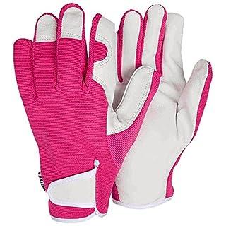 Briers Lady Gardener Gloves, Pink, Medium