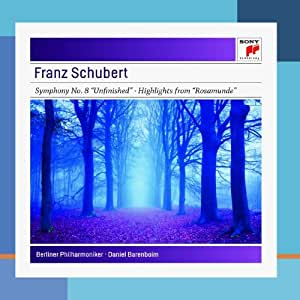 "Schubert: Symphony No. 8 ""Unfinished"", Highlights from ""Rosamunde"""