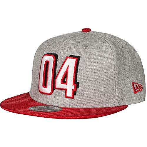 Bayer Leverkusen 1904 Cap Flatcap Baseballcap Snapback Mütze Hut Kappe (Grau)