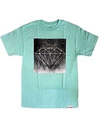 Diamond Supply Co Chalk T-shirt Diamond Blue