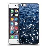 Head Case Designs Offizielle PLdesign Funkelnde Meereswellen Wasser Soft Gel Hülle für iPhone 6 Plus/iPhone 6s Plus