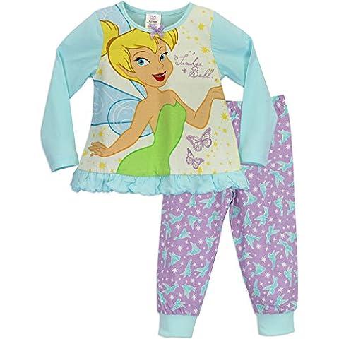 Disney Tinkerbell - Pigiama a maniche lunghe