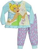 Disney Tinkerbell Mädchen Tinkerbell Schlafanzug 92