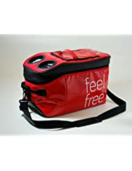 Isabella Cool Bag Rojo