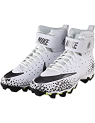 separation shoes 216be 3af75 ... Nike Savage Shark Football Shoes - Black ...