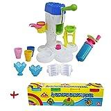 Leo & Emma Space Doh Eismaschine + 4 große Tö...Vergleich