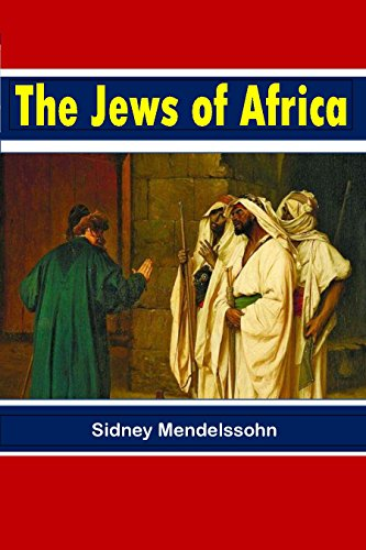 The Jews of Africa (1920) (English Edition) por Sidney Mendelssohn