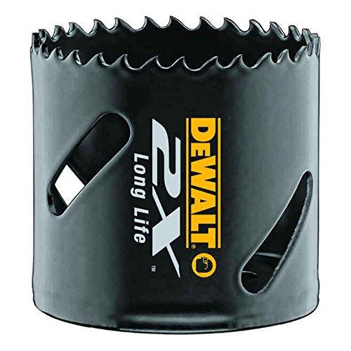 DeWALT Original Extreme 2X Bi-Metall Lochsäge, 73 mm, DT8173L-QZ